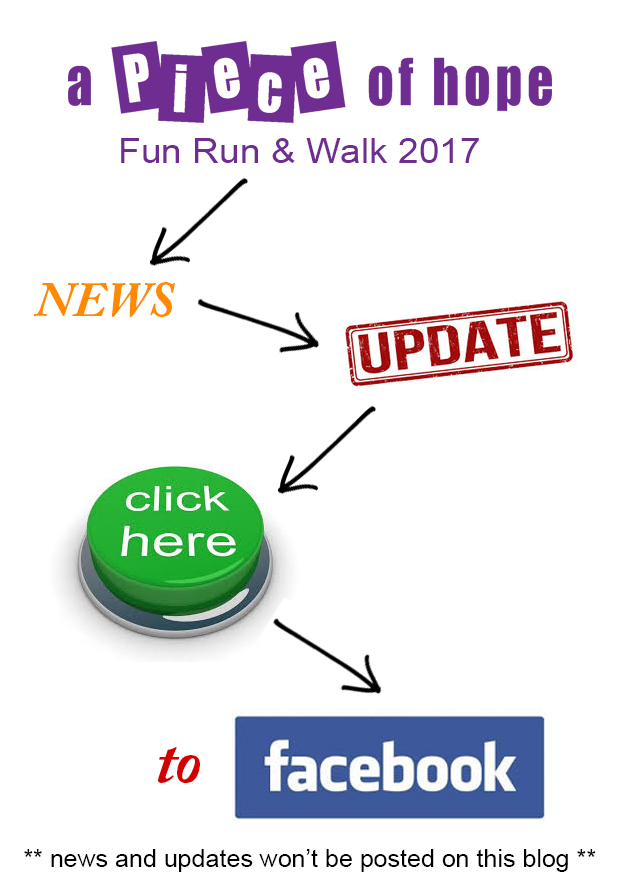 News & Updates for APOH Fun Run & Walk 2017